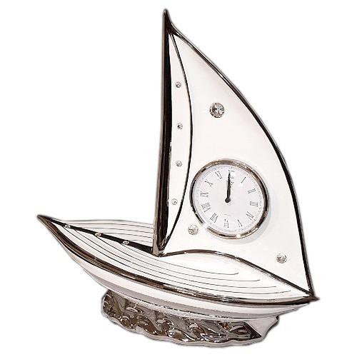 Платиновые часы Парусник Bruno Costenaro