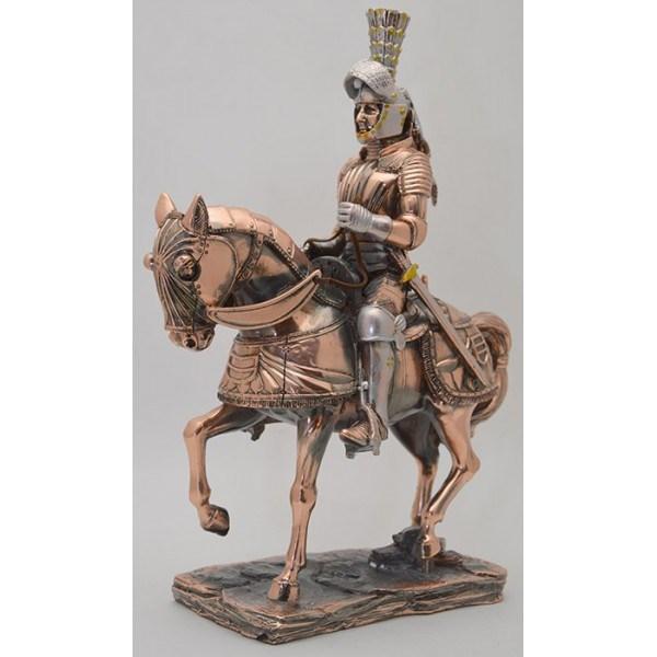 Статуэтка Рыцарь на коне