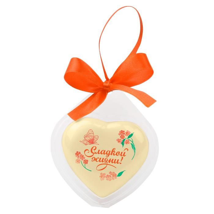 Шоколадное сердце Сладкой жизни
