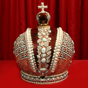 Элитный штоф «Корона империи»