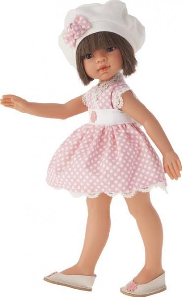 Кукла-девочка Брюнетка Эмили. Летний образ