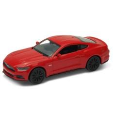 Модель машины Welly 1:34-39 Ford Mustang GT 2015
