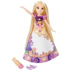 Кукла Hasbro Disney Princess Рапунцель в юбке с принтом