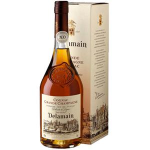 Коньяк Delamain. Cognac Grand Champagne Premier