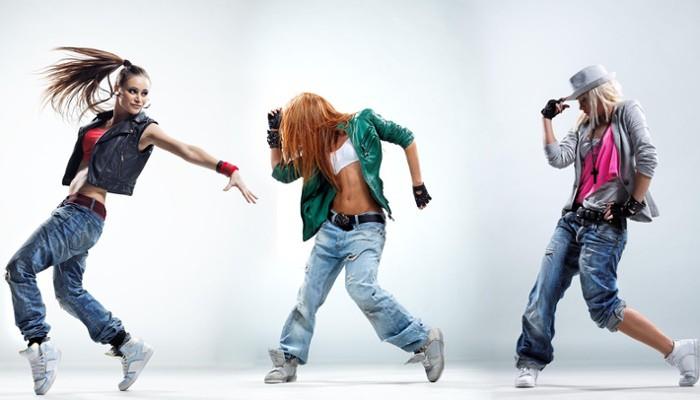Занятия танцами в школе 5Life