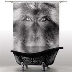 Шторка для ванны Портрет