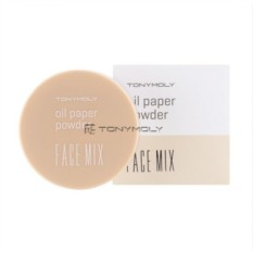 Пудра Tony Moly Face mix oil paper powder