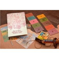 Подарочный ежедневник в кожаной обложке с вашей дарственной надписью Elole Design