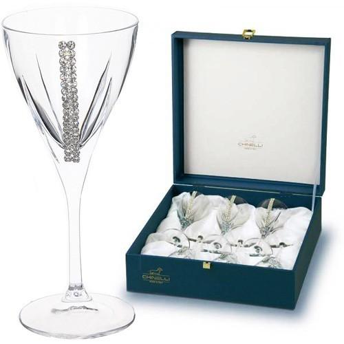 Набор бокалов для вина на 6 персон Chinelli
