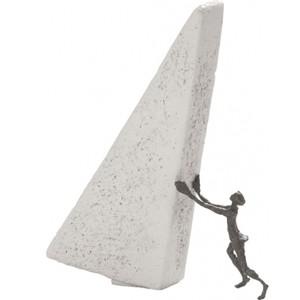 Статуэтка Сдвинем горы