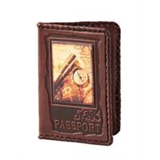 Обложка для паспорта «Вокруг света»