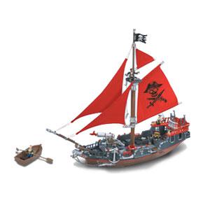 Корабль «Хищник Адмирала Скарта»
