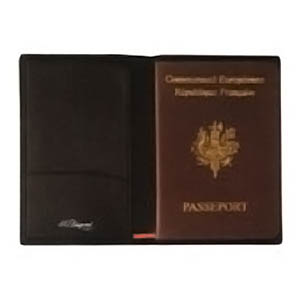 Обложка для паспорта S.T. Dupont