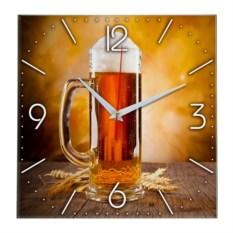 Настенные часы Пивная кружка