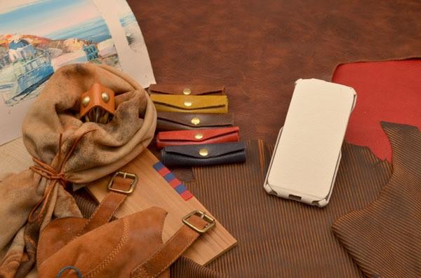 Кожаный чехол для iPhone 6 «Утренняя звезда над Эльбой»
