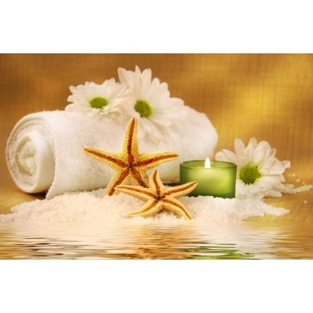 Сертификат Пилинг с морскими водорослями+массаж