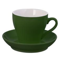 Зеленая чайная пара Tulip