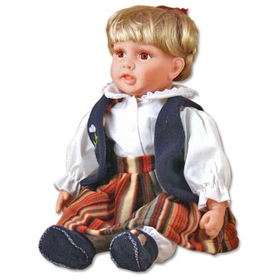 Кукла сувенирная Sinotrans