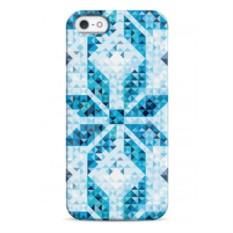 Чехол для телефона iPhone 5,5S Snowflake