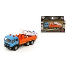 Металлическая игрушечная машина Дорожный мастер, 1:32