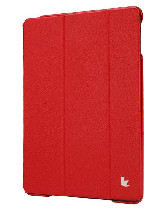 Чехол-книжка Jisoncase Smart Cover Red для iPad Air