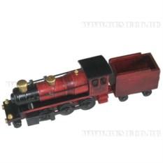 Модель Поезд красного цвета (11,5 см)