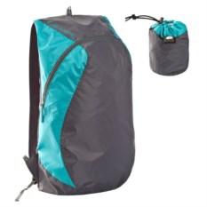 Бирюзовый складной рюкзак Wick