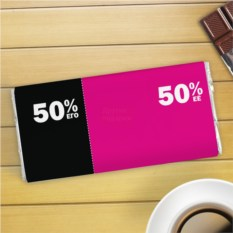 Шоколад 50%