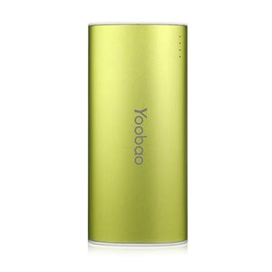 Внешний аккумулятор Yoobao 6200 mAh YB-6012 PRO Green