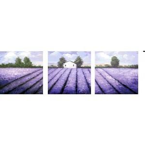Набор для рисования Лавандовые поля