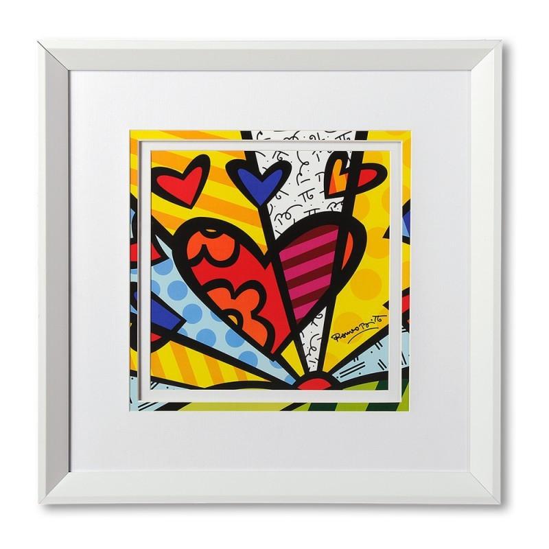 Постер HEART 45 см