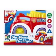Развивающая игрушка Веселая пожарная машинка от Keenway