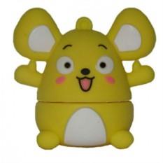Флешка Желтая мышка