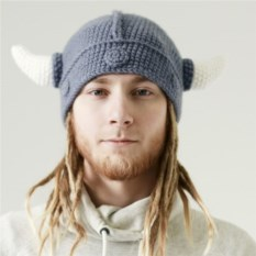 Шапка Шлем викинга