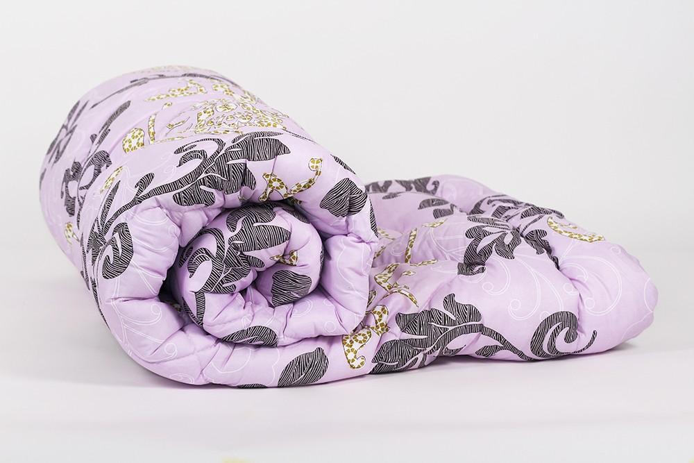 Одеяло зимнее Лебяжий пух (полиэстер)
