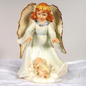 Статуэтка «Ангел и дитя»