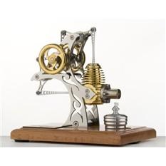 Двигатель Стирлинга HB31 – Small Tattoo