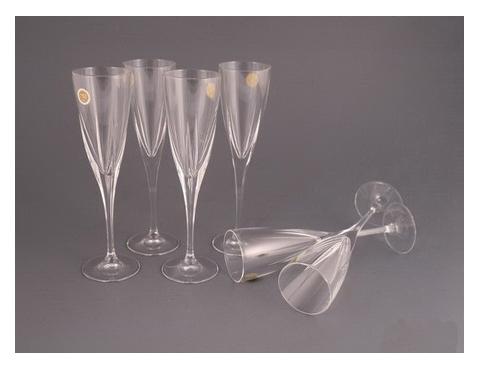 Набор бокалов для шампанского «Фьюжн»