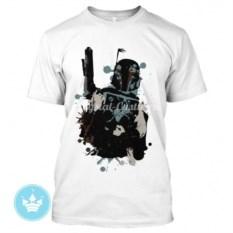 Мужская футболка Boba Fett #2
