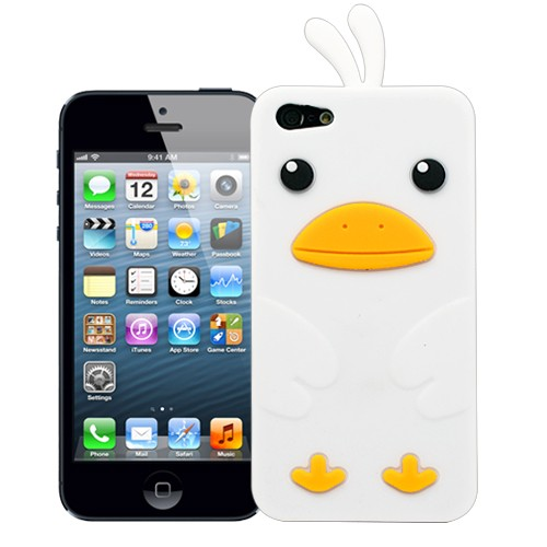 Чехол для iPhone 5/5S The Chick