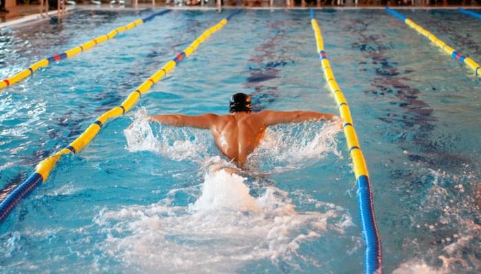 Сертификат Обучение плаванию взрослых в Мэвис 1