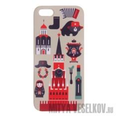 Чехол для IPhone 5 Из России с любовью!