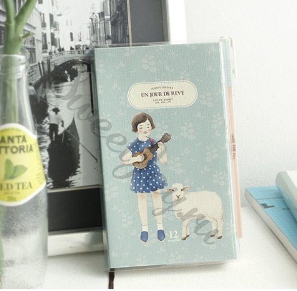 Ежедневник Un Jour De Reve – Humming