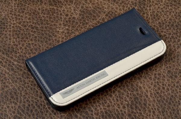 Кожаный чехол для iPhone 6 «Небесный Гонщик» ASTON MARTIN