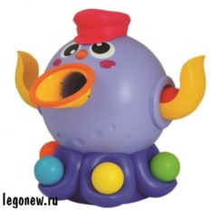 Игрушка Ouaps Ловкий осьминожка