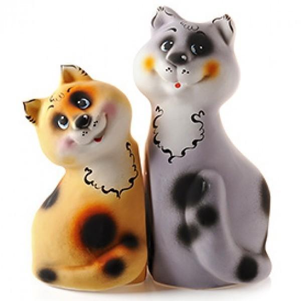 Копилка Кот и кошка