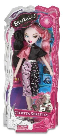 Кукла Bratzillaz Волшебница Клоэтта
