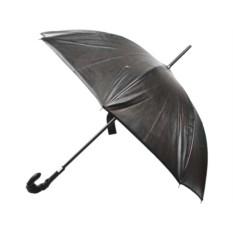 Зонт-трость из мягкой телячьей кожи