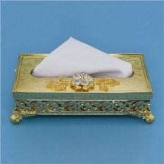 Коробочка под салфетки и платочки