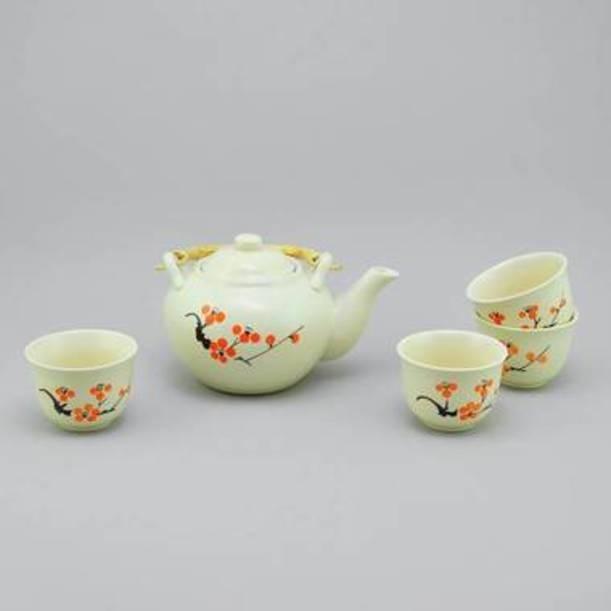 Чайный набор Цветок сакуры